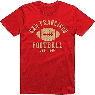 San Francisco Football Est. 1946 Vintage Retro Style Classic T-Shirt