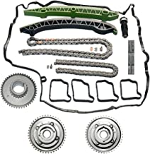 Turbocharged Timing Chain Kit Cams Camshaft Gears For Mercedes Benz M271 W204 W212 C/E250 2710501400 2710501500