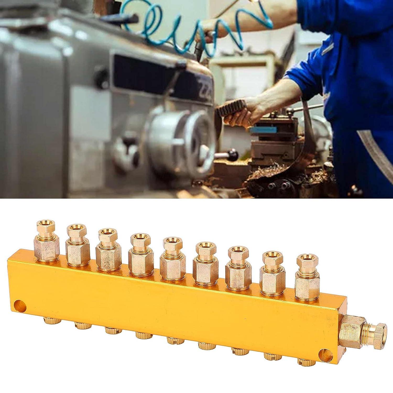 Oil Distributor, Lube Oil Piston Distributor Adjustable Oil Dist