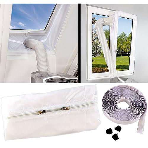 Abluftschlauch Klimagerät Fenster: Amazon.de