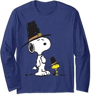 Funny Peanuts Snoopy Woodstock Thanksgiving Shirt