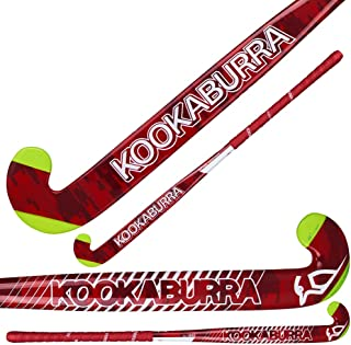 3334fdf130d Kookaburra Indoor Hockey Stick Infuse Wood Light Weight (37.5 Inches Length)