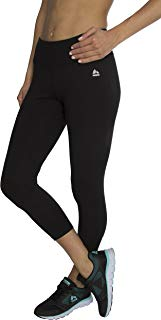 RBX Active Women's Cotton-Spandex Jersey Leggings