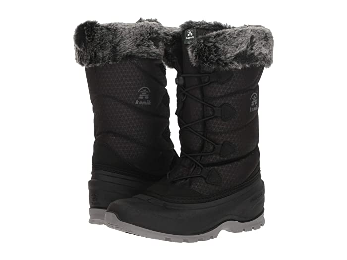 Kamik  Momentum 2 (Black) Womens Cold Weather Boots