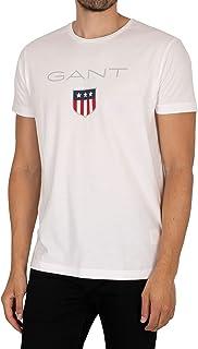 GANT Men's Shield T-Shirt, White