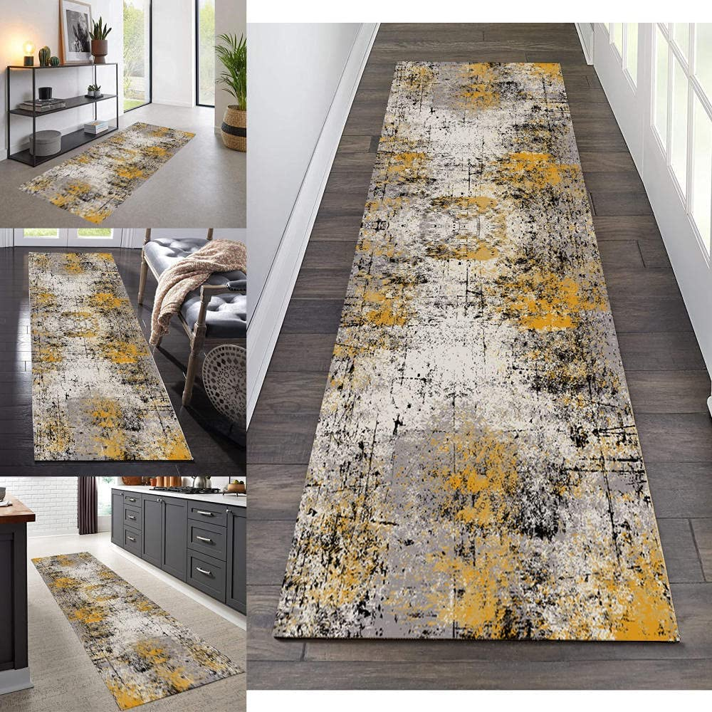 Custom Size Challenge the lowest price of Japan Rug Runner Mat Abstract Non Ha Industry No. 1 for Slip Carpet Floor