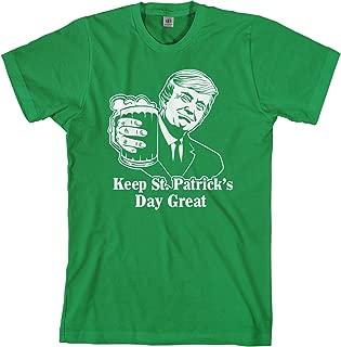Keep St. Patrick's Day Great | Trump 2020 Men's T-Shirt