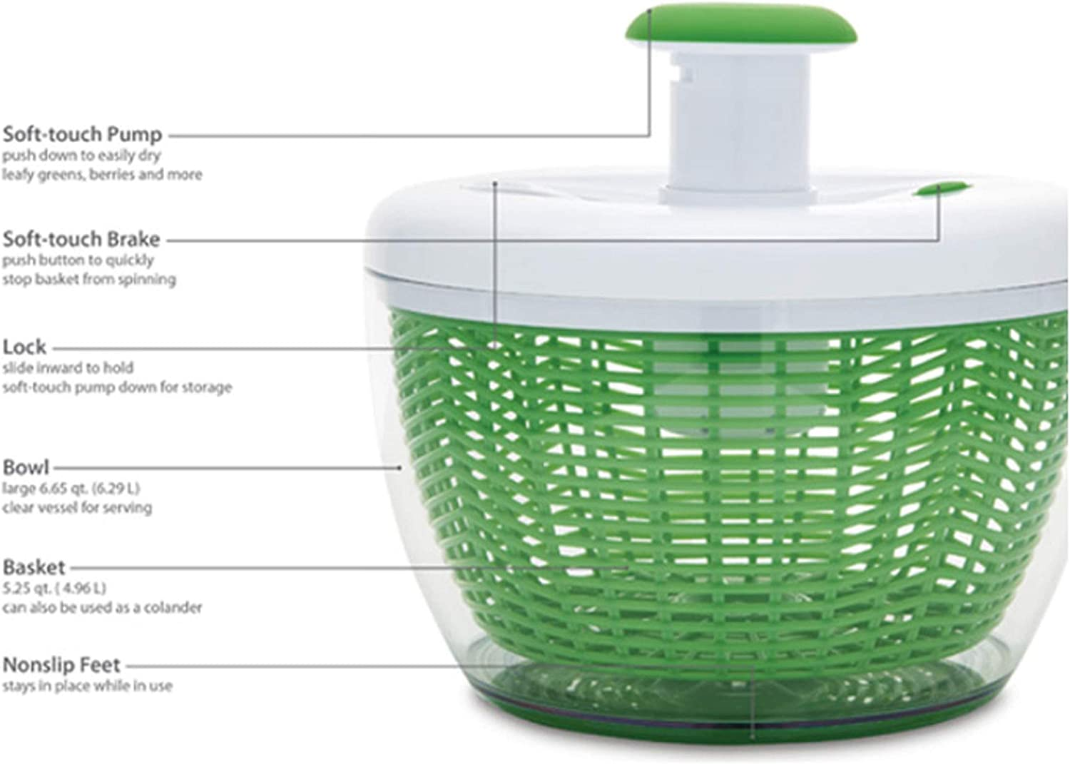 consumer reports best salad spinner