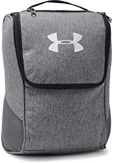 Under Armour UA Shoe Bag Bolsa De Zapatos, Bolsa De Deporte Hombre Gris (Graphite Medium Heather/Graphite/Silver 041) Tall...