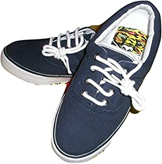 ED HARDY Highrise Kids Canvas Top Sneaker Shoes