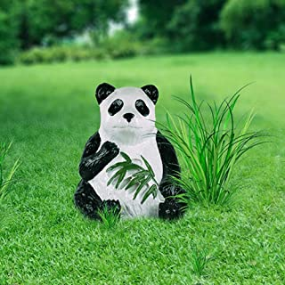 ILH Fabriqué en Chine Panda Lumière LED Animale Lumière Étanche Modélisation Basse Tension Paysage Lumière