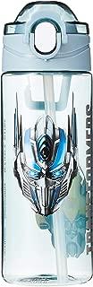 Transformers  Press & Lock Water Bottle, 600ml