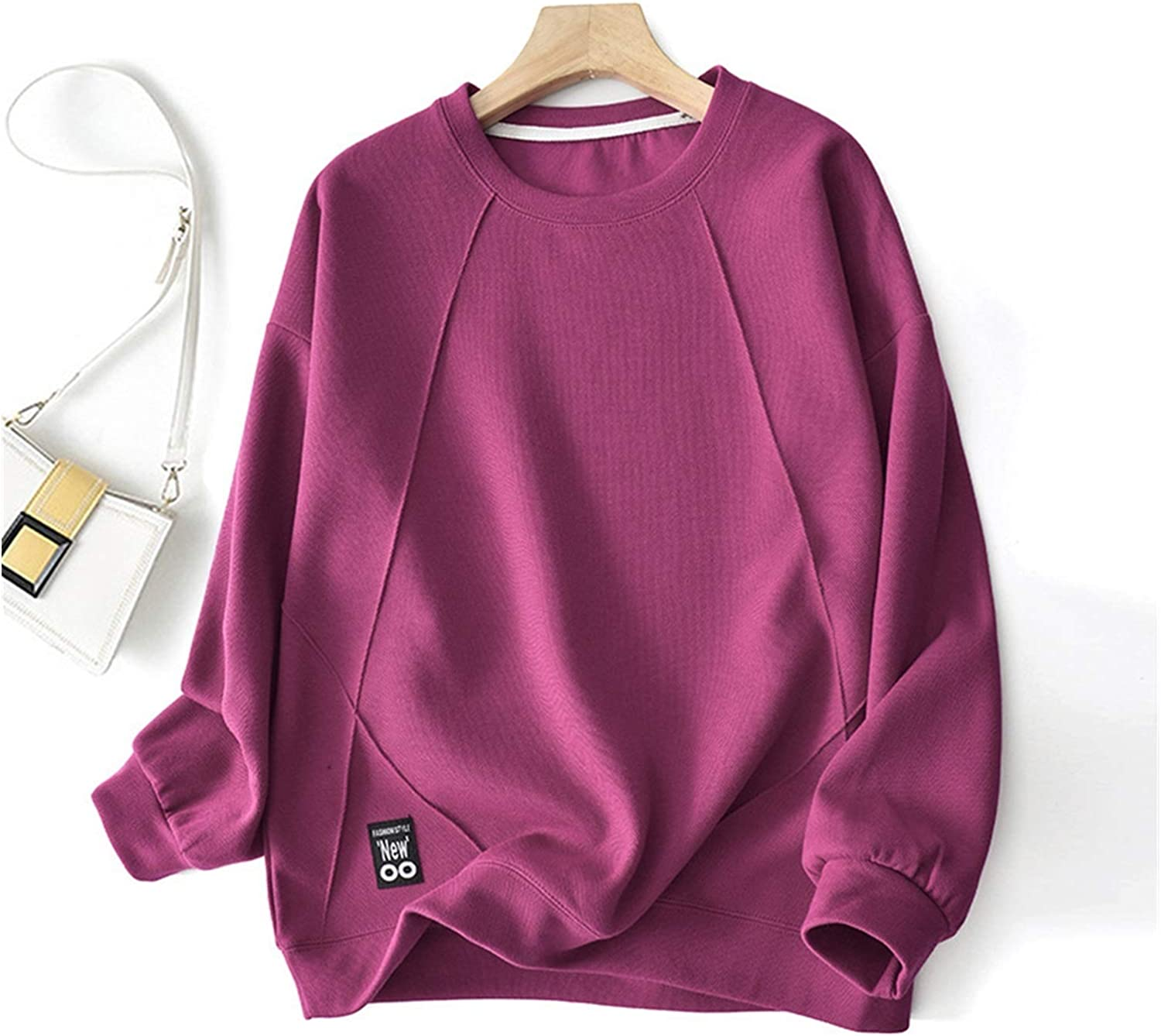 Limited price ZHANGYAN Credence Fashion Hoodies Pullover Solid Sweatshirt Loose Hooded