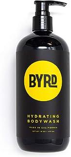 BYRD Hydrating Hand and Body Wash - Red Algae, Green Tea, Aloe Vera, Sea Kelp, Vitamin B, Mineral Oil Free, Paraben Free, ...