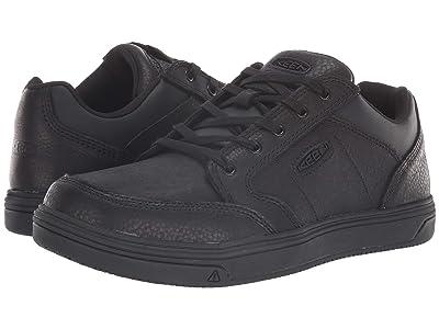 Keen Utility PTC Redding Soft Toe (Black/Black) Men