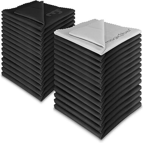MagicFiber Microfiber Cleaning Cloths, 30 Pack