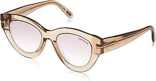 نظارات شمسية من توم فورد باطار زهري FT0658