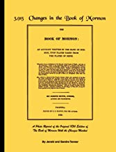3,913 Changes in the Book of Mormon
