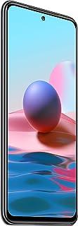 هاتف شاومي ريدمي نوت 10 ثنائي شرائح الاتصال بذاكرة رام 4 جيجا وذاكرة تخزين داخلية 128 جيجا ويدعم شبكة اتصال الجيل الرابع -...