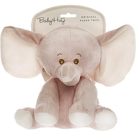 Adora 3830047237797Peluche Elefante Giocattolo, 25cm, Rosa