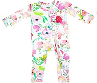 Premium Knit One Piece Baby Romper - Ultra Soft & Breathable