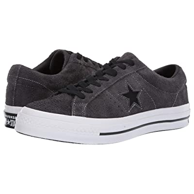 Converse One Star Dark Star (Almost Black) Shoes