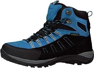 138942ced5 Riemot Botas de Senderismo y Campo para Mujers Hombres, Zapatillas Altas de Trekking  Zapatos de