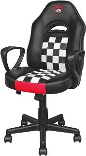 Trust Gaming GXT 702 Ryon - Silla para Gaming Junior, Color Negro