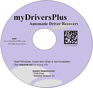 Toshiba Portege M780-10R Drivers Recovery Restore Resource Utilities Software with Automatic One-Click Installer Unattended for Internet, Wi-Fi, Ethernet, Video, Sound, Audio, USB, Devices, Chipset ...(DVD Restore Disc/Disk; fix your drivers problems for