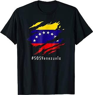 Best sos venezuela shirt Reviews