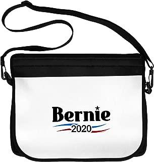 TOOLOUD Bernie Sanders 2020 Neoprene Laptop Shoulder Bag Black/White