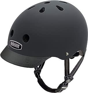 Nutcase - Solid Street Bike Helmet for Adults