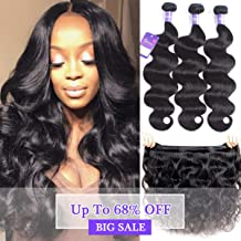 Brazilian Bundles Virgin Human Hair 14