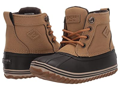 Sperry Kids Bowline Boot (Toddler/Little Kid) (Tan/Brown) Boy