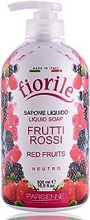 Fiorile Parisienne Red Fruits Liquid Soap - 500 ml