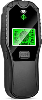 Accurate Stud Finder Detector Wall Scanner - Electric Wire Cable Pipe Detector - Easy to Use & Read on LED LCD Display