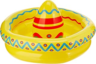 Beistle 50254 inflatable Sombrero Cooler, 18 by 12-Inch