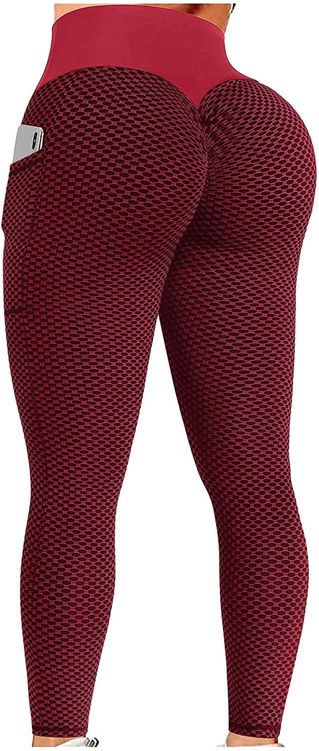 Cash special price SSDXY Womens Leggings Women's High Tummy Contro Yoga Pants Max 41% OFF Waist