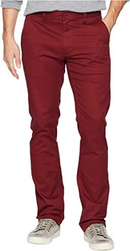 Reserved Standard Fit Chino Pants