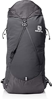 Salomon out Night 30+5 Mochila, Capacidad 35 L, Unisex Adulto, Gris Oscuro (Ebony), M/L