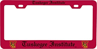 R and R Imports Tuskegee University License Plate Frame