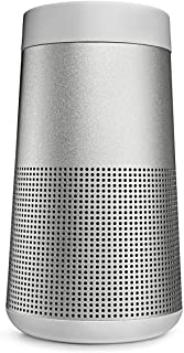 Bose SoundLink Bluetooth Speaker, Silver, 739523-1310