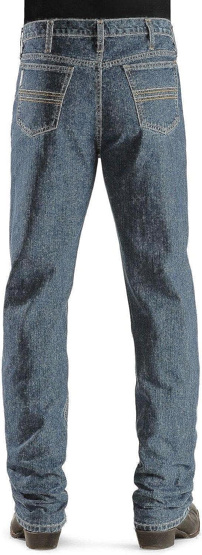 Cinch Men's Silver Label Straight Leg Popular brand in the world 26W Jeans Indigo Regular store x 32L
