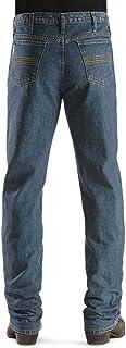 Cinch Men's Silver Label Straight Leg Jeans Indigo 26W x 34L