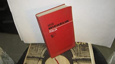 Michelin Red Guide: Italy, 1979