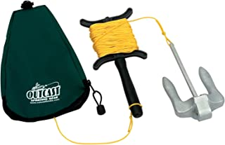 -  Outcast Float Tube Anchor Package