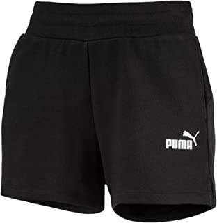 PUMA Women's ESS Sweat Shorts TR