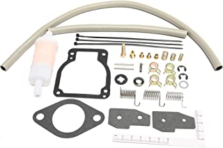 iFJF 18-7750-1 Carburetor Kit For Sierra Mercury Mariner Outboard Motor Replaces 1395-8236354
