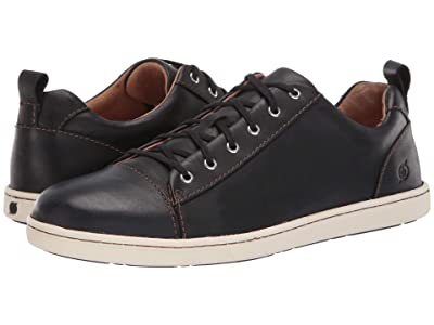 Born Allegheny (Black Full Grian Leather) Men