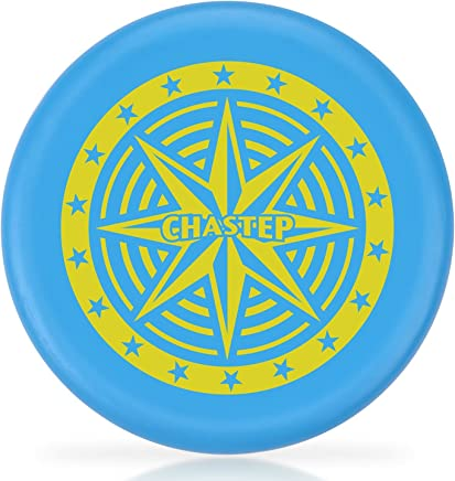 Chastep Practice & Training Ultimate Flying Disc Frisbee Professional 8 X 8 X 0.6 Inch Cool